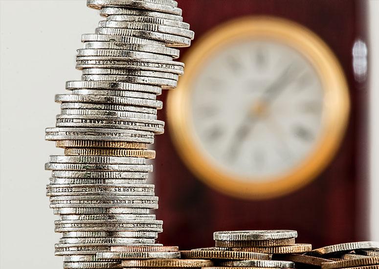 čas, peníze